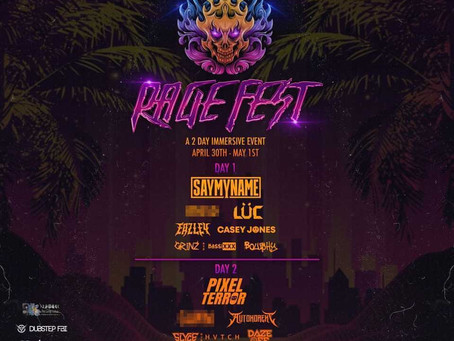 Rage Fest serves as one of Colorado's first two-day festivals this spring