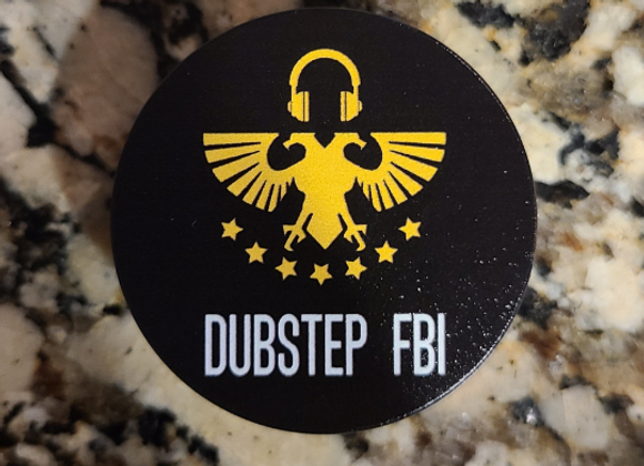 Dubstep FBI Popsocket