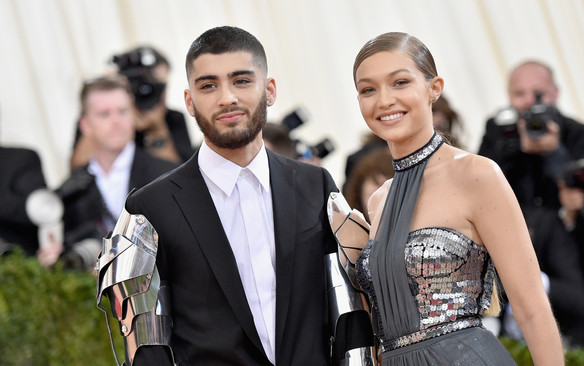 Gigi Hadid Knocked Up With Zayn Malik's Kid