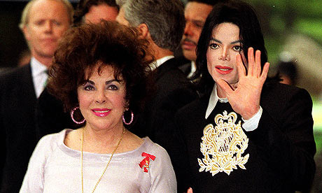 Michael Jackson's road trip with Elizabeth Taylor and Marlon Brando will be a movie