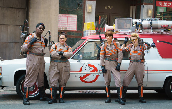 Ghostbusters is good… thank God
