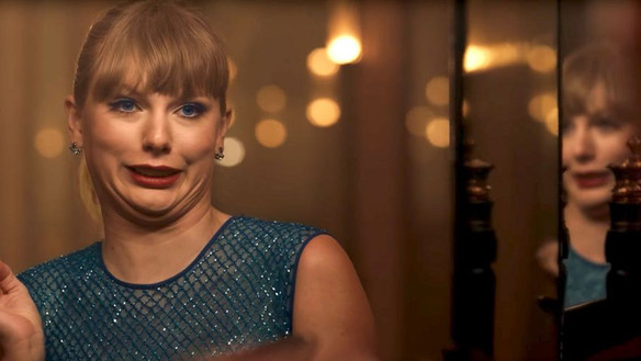 "Taylor Swift's ""Delicate"" video is embarrassing"