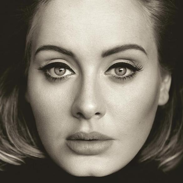 "Listen to Adele's new single ""Hello"""