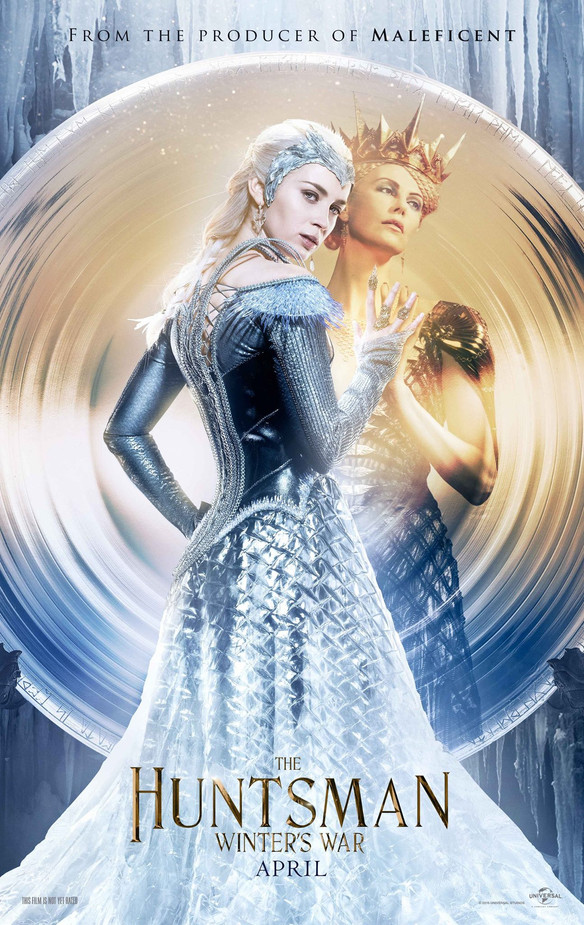 Watch the first trailer for The Huntsman