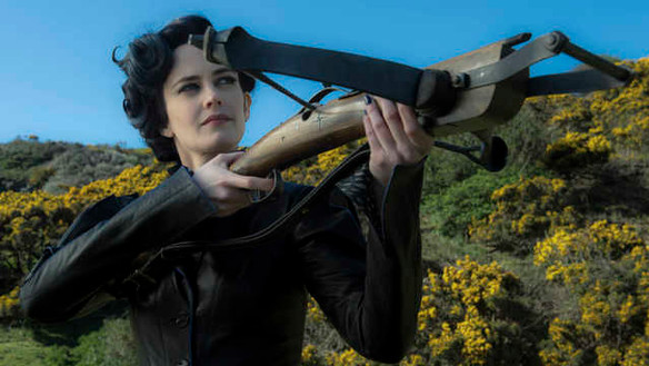 Miss Peregrine's Home For Peculiar Children is basically a twee X-Men