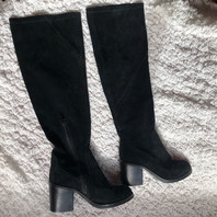 Suede River Island Boots