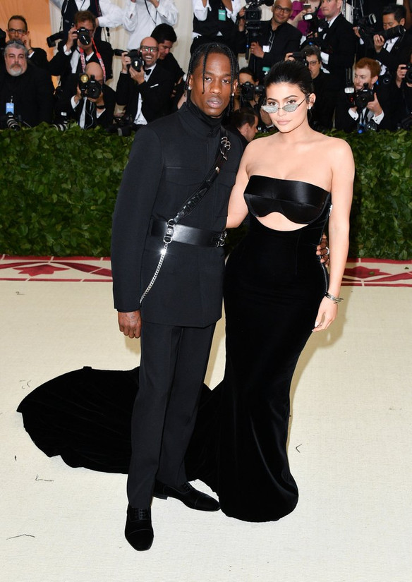 E! didn't know who Travis Scott was at the Met Gala