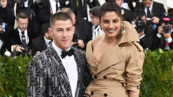 Nick Jonas and Priyanka Chopra are banging