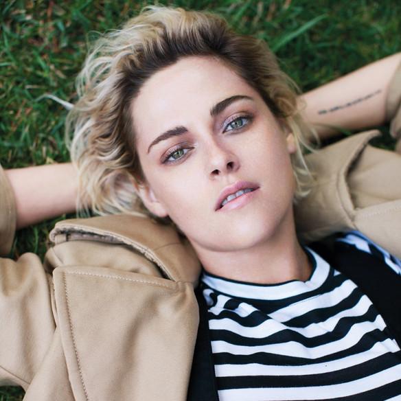 "Kristen Stewart says she has a girlfriend, world is like, ""We know"""
