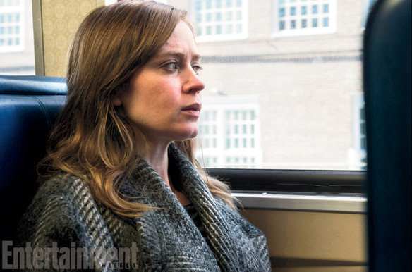 First look at Emily Blunt in The Girl on the Train