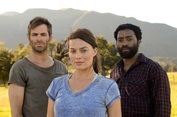 Two dudes fight over Margot Robbie in Z for Zachariah