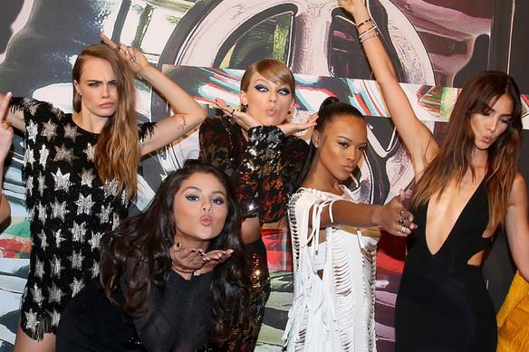 Is Taylor Swift's #GirlSquad dumb?