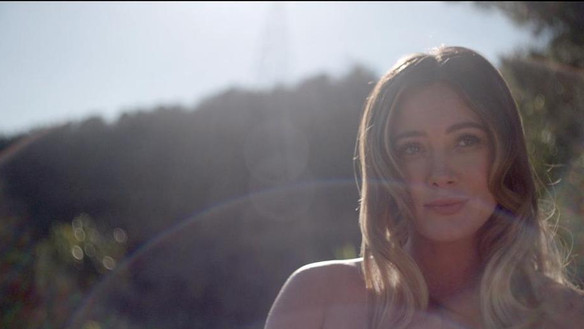 Hilary Duff Playing Sharon Tate in Tacky Horror Movie