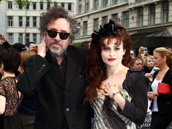 The goth king and queen have split