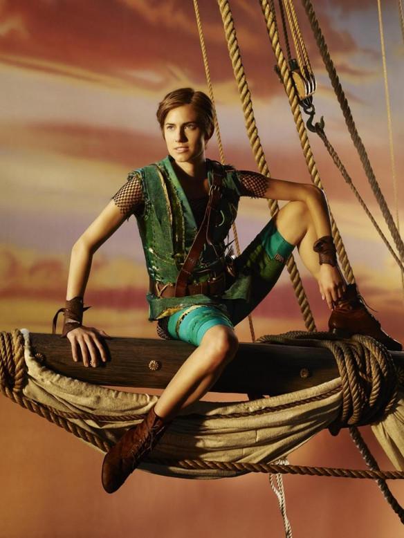 Peter Pan Live didn't suck, you guys