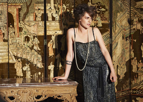 First look at Kristen Stewart as Coco Chanel