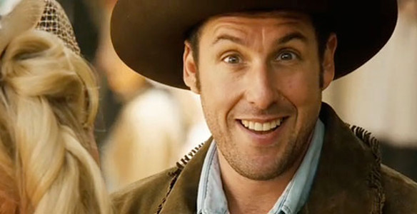The Ridiculous Six looks like a boring sausage fest