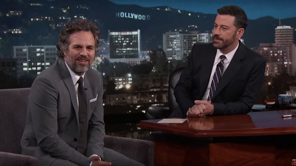 Mark Ruffalo told his kids he ate all their Halloween candy