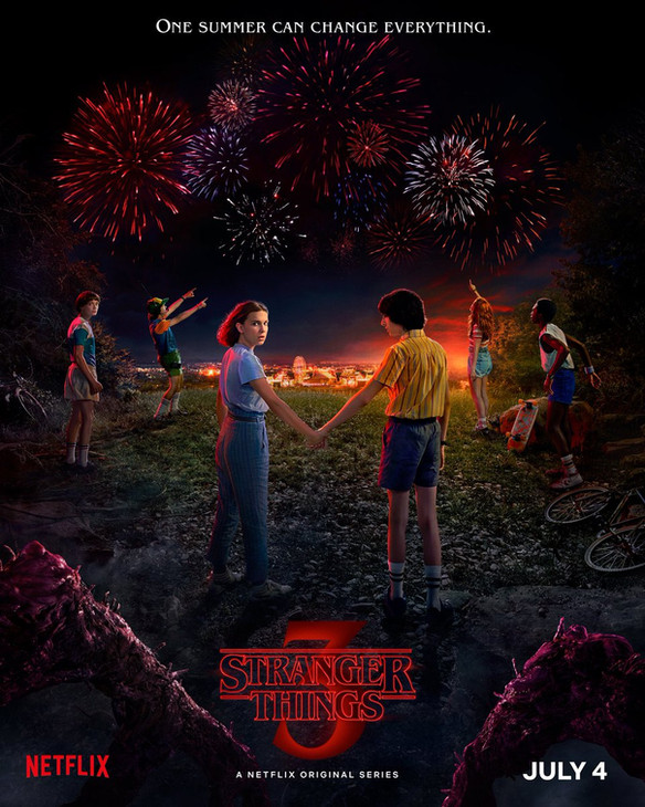 "Stranger Things' ""Born Sexy Yesterday"" Problem"
