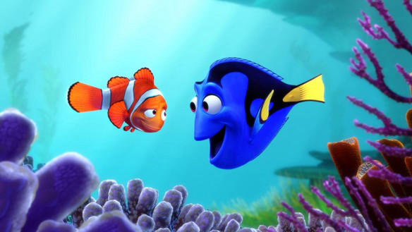 Finding Dory is unforgettable