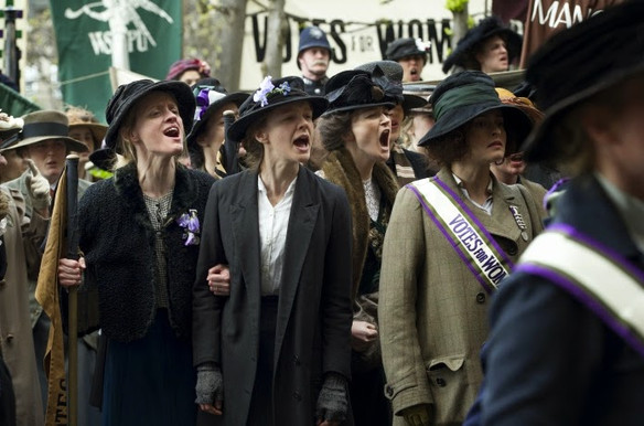 Suffragette trailer shows it used to really suck to be a woman
