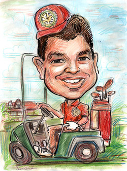 RotaryClub_GolfCart