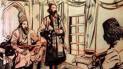 Mohamad_Storyboard_Sketch_Interior_People