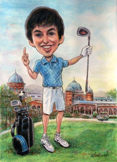 Golf_Robin