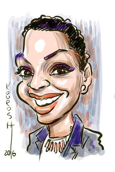 InterContinental-Hotel-Group-Caricature-22-Danielle