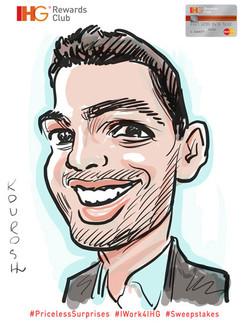 InterContinental-Hotel-Group-Caricature-13-William