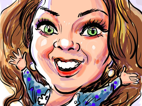 Caricature of the day - Melissa McCarthy