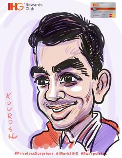 InterContinental-Hotel-Group-Caricature-17-Sandeep