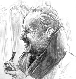 Mohamad_Sketch_Pencil_Man_Pipe