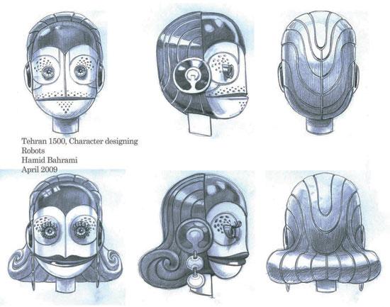 Hamid_Tehran_1500_Concept_Robots