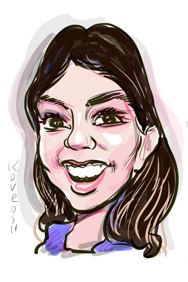 InterContinental-Hotel-Group-Caricature-06-Sarah