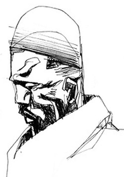 Mohamad_Sketch_African_Man