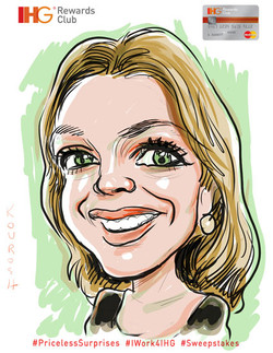InterContinental-Hotel-Group-Caricature-28-Amy