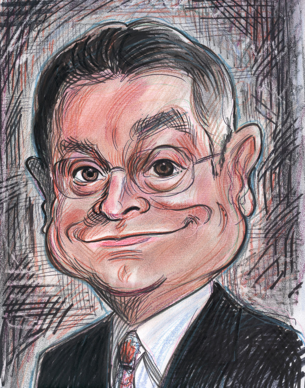 CEO_caricature_illustration