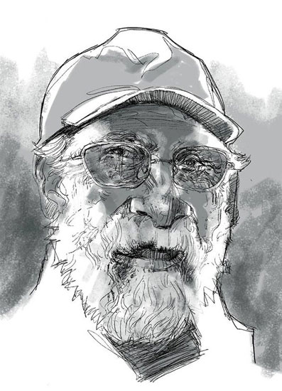 Mohamad_Sketch_Old_Man