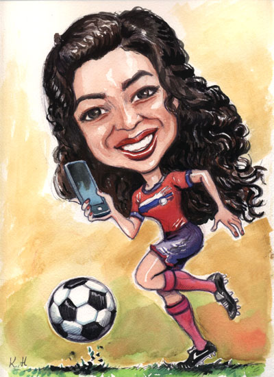 Hamid_Soccer_Smartphone_Lady