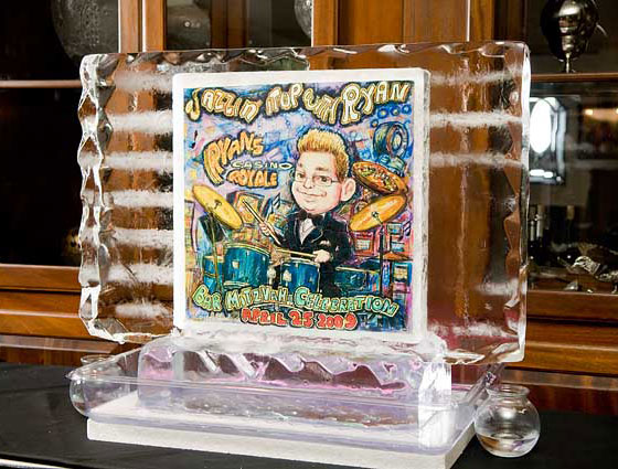Ryan_BatMitzvah_ice_sculpture