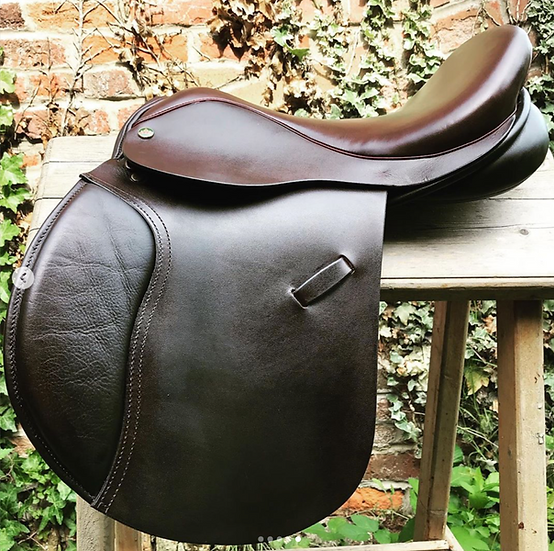 PeeWee Grando Cob Saddle