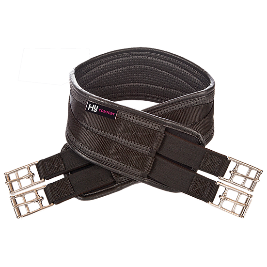 HY Comfort Waffle Girth - Elasticated both ends