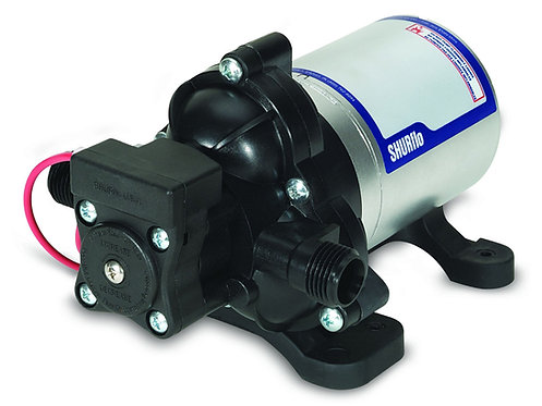 Shurflo 12V Pump - to work with Hippo Showers