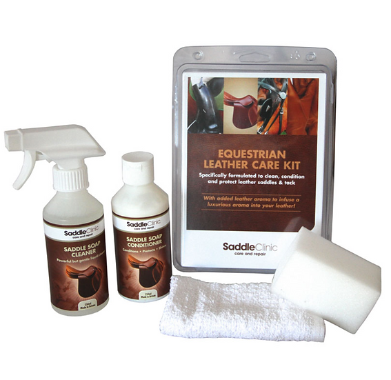 Saddle Clinic Care Kit