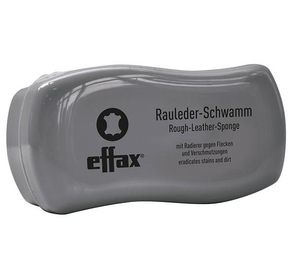 Effax Rough Leather Sponge - Suede & Nubuck Cleaner