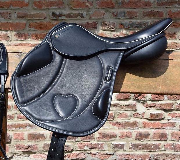 PeeWee Avanti Monoflap Jump Saddle