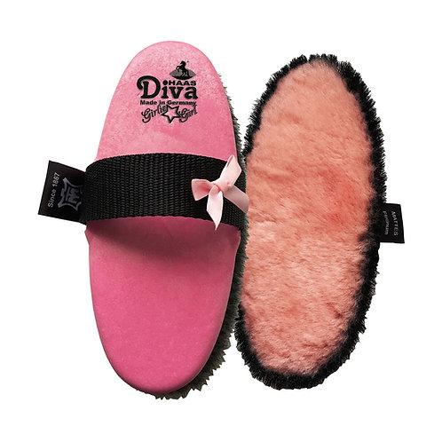 Haas 'Diva' Girlie Girl Grooming Brush