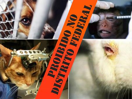 Cosméticos: Distrito Federal proíbe testes dos produtos em animais