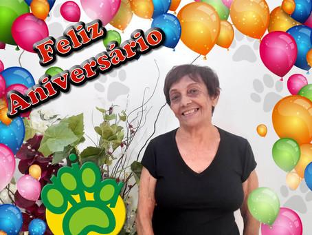 Feliz Aniversário! APIPA congratula a protetora Temis pelos seus 80 anos